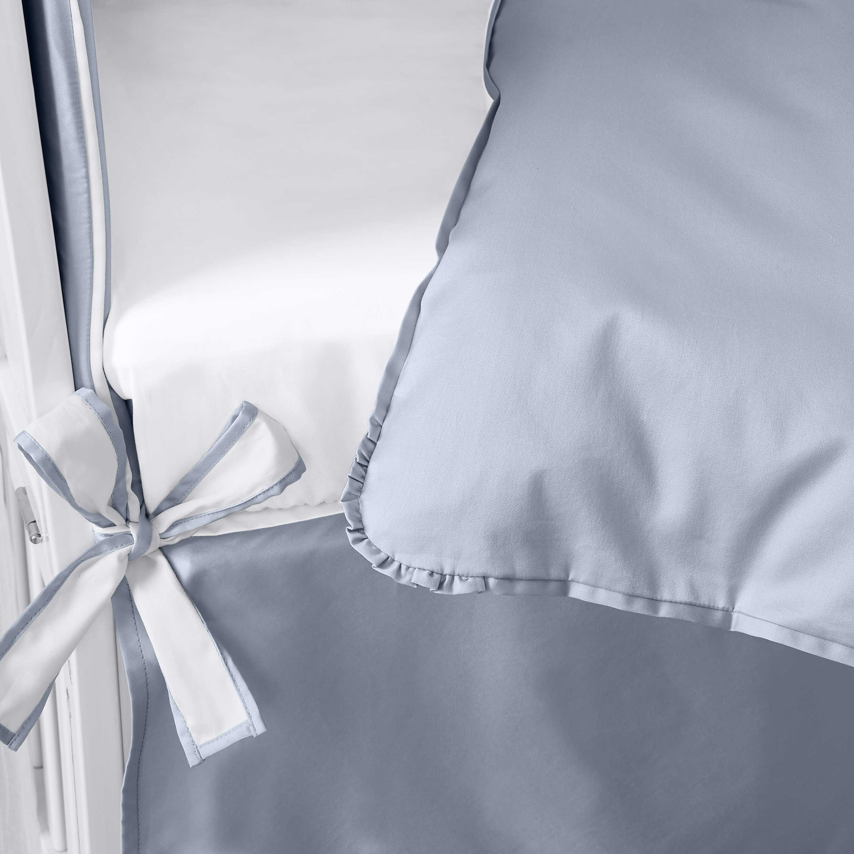 Детское постельное белье Sharmes Mia Azzurro romantica