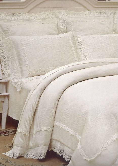 Постельное белье евро Tussa от Laroche Home Collectio