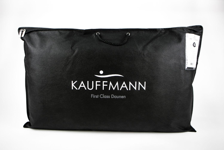 Подушка Kauffmann пуховая 50х70 De Luxe 60 мягкая