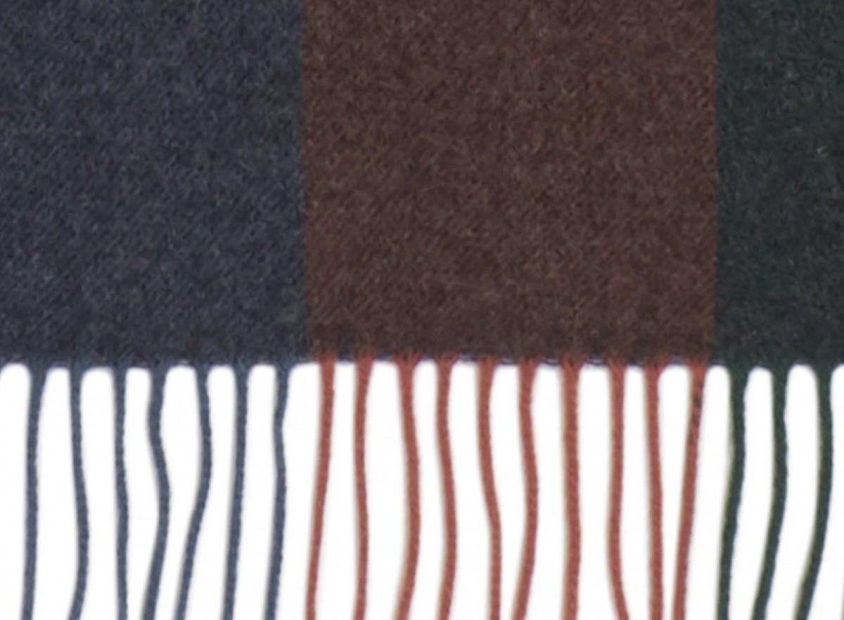 Плед 130х170 Biederlack Dark velvet variation